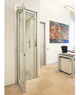 DomusLift : swing doors